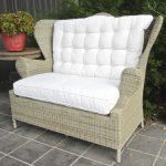 loveseat, paulo, rattan, outdoor, love seat, chair, furniture, perth, claremont,