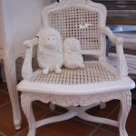 white, kids, chair, rattan, french provinical, furniture, perth, claremont