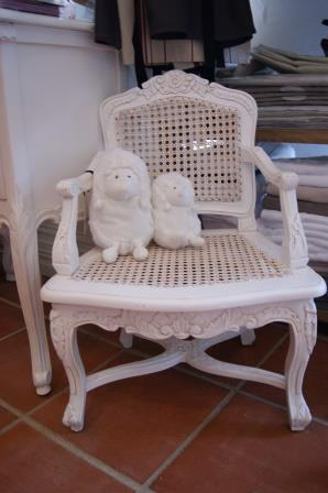 Strange White Kids Chair With Rattan Creativecarmelina Interior Chair Design Creativecarmelinacom