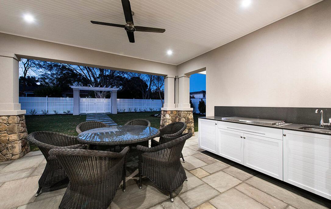 Veranda-outdoor